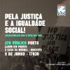 Ato Público | Pela Justiça e Igualdade Social! Solidariedade com o povo dos EUA! | Porto_1