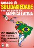 Sessão pública! Solidariedade com os povos da América Latina!_1